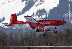 Pilatus PC-7 Swiss Air Force - A-930