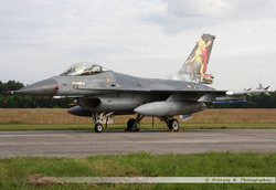 F-16 Netherlands Air Force - J-002