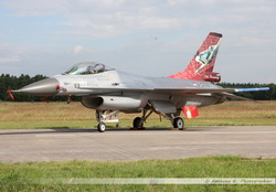 F-16 Netherlands Air Force - J-006