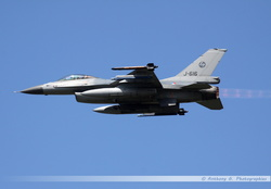 F-16 Netherlands Air Force - J-616