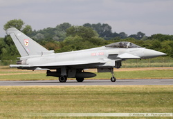 Eurofighter Royal Air Force - ZK307