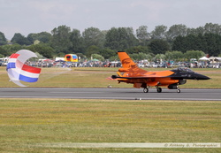 F-16 Netherlands Air Force - J-015