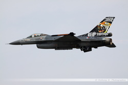 F-16 Netherlands Air Force - J-196