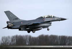 F-16 Netherlands Air Force - J-065 (2)