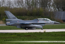 F-16 Netherlands Air Force - J-065