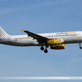 Airbus A320 Vueling - EC-LRE