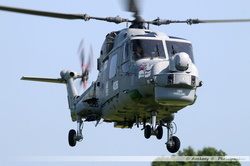 Westland Lynx Royal Navy - ZF557