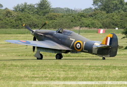 Sea Hurricane - G-BKTH