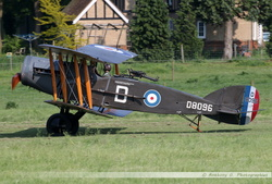 Bristol Fighter F.2B - D8096