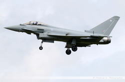 Typhoon Royal Air Force - ZK352