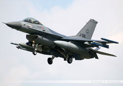 F-16 Netherlands Air Force - J-016