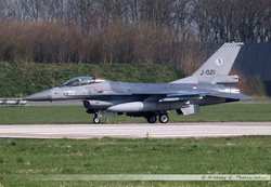 F-16 Netherlands Air Force - J-021