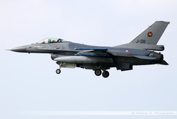 F-16 Netherlands Air Force - J-011