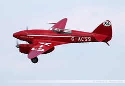 DH.88 Comet - G-ACSS