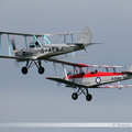 Blackburn B2 & Tiger Moth formation