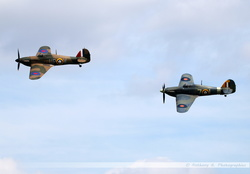 Hurricane Duo formation