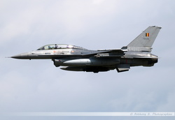 F-16 Belgian Air Force - FB-22