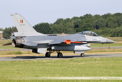 F-16 Belgian Air Force - FA-92