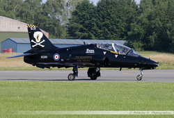 Hawk T1 Royal Air Force - XX285