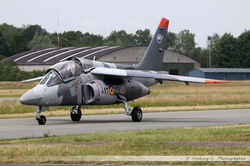 Alphajet Belgian Air Force - AT29