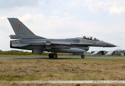 F-16 Belgian Air Force - FA-109