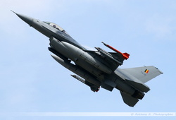 F-16 Belgian Air Force - FA-121