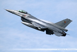 F-16 Belgian Air Force - FA-135