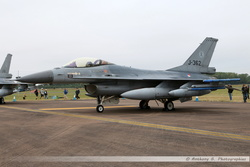 F-16 Netherlands Air Force - J-362