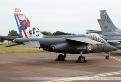 Alphajet French Air Force - 705-TA