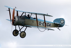 Replica Sopwith Dove - G-EAGA