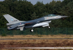 F-16 Netherlands Air Force - J-646