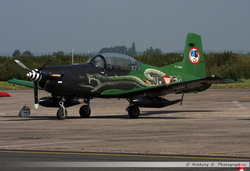 Pilatus PC-7 Austrian Air Force - 3H-FG