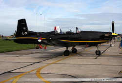 Pilatus PC-7 Netherlands Air Force - L-01