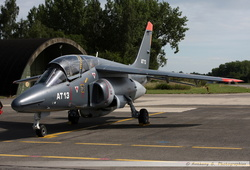 Alphajet Belgian Air Force - AT13