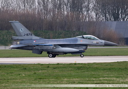 F-16 Netherlands Air Force - J-879