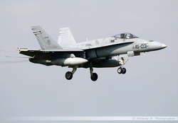 EF-18 Hornet Spanish Air Force - C.15-16 15-03