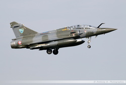 Mirage 2000D French Air Force - 3-AG