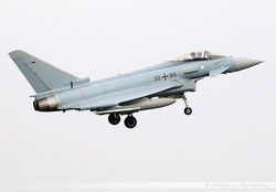 Eurofighter Typhoon German Air Force - 30+86