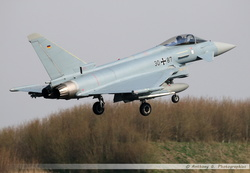 Eurofighter Typhoon German Air Force - 30+87