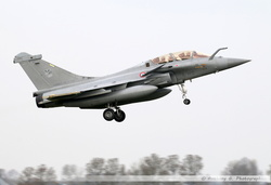 Dassault Rafale B French Air Force - 4-HO