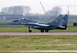 Mig-29 Polish Air Force - 111