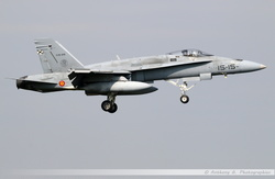 EF-18 Hornet Spanish Air Force - C.15-28 15-15
