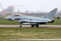 Eurofighter Typhoon German Air Force - 30+57