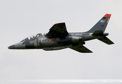 Alphajet Belgian Air Force - AT-29