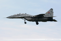 Mig-29UB Slovak Air Force - 1303