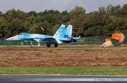 SU-27P Ukrainian Air Force - 58