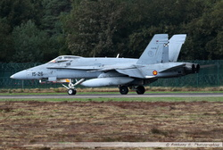 EF-18 Hornet Spanish Air Force - C.15-39 15-26