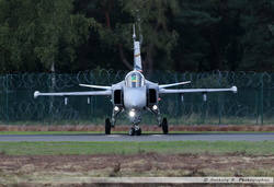 Saab Gripen Czech Air Force - 9234