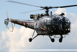 Alouette III Austrian Air Force - 3E-KA