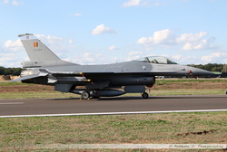 F-16 Belgian Air Force - FA-104
